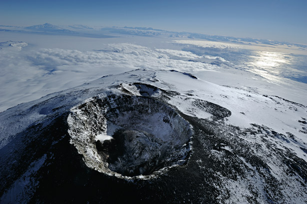 Climbing Antarctica's Mount Erebus - Life in an Icy Inferno.  Article by Olivia Judson