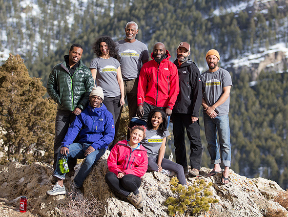 Climbing All African-American Team Takes on Denali – Why It Matters.  Article by James Mills on May 9, 2013