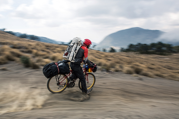 Fitness The Orizaba Traverse: 230 Miles of Biking, Climbing, and Packrafting in Mexico.  Article by Jim Harris on April 3, 2013