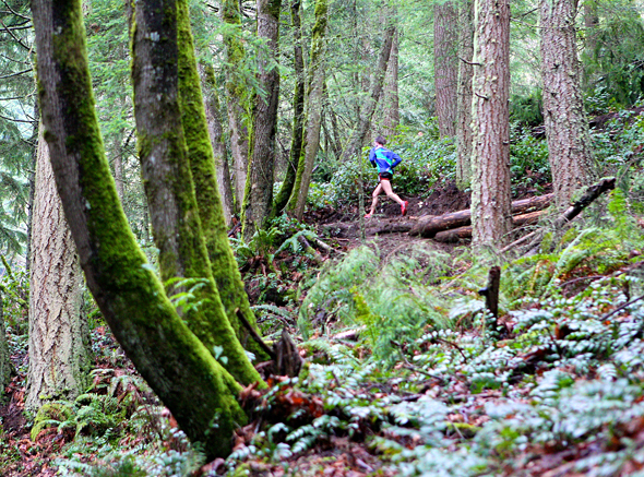 Fitness The Chuckanut 50K: 30 Miles Through Muck and Mud.  Article by Avery Stonich on April 1, 2013