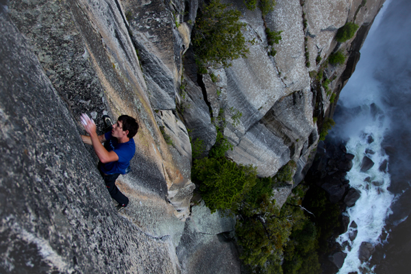 Climbing Climber Alex Honnold on Fear, Fame, and What's Next.  Article/Q&A by Dave Schmalz