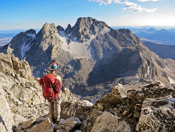 Climbing Exhilaration Gives Way to Gratitude in Our National Parks.  Article by Kim Havell