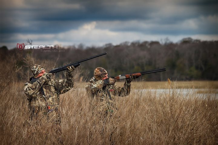 Hunting STORMR is now an official sponsor of the upcoming Heartland Waterfowl Television series. The new STEALTH series waterfowl gear featuring Realtree Outdoors® MAX 4 will be making its debut this Fall.