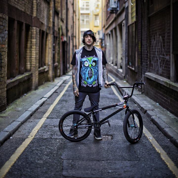 BMX Watch Harry Main Fan Page 'FOLLOWED' now! http://youtu.be/J5phcMbPhLk