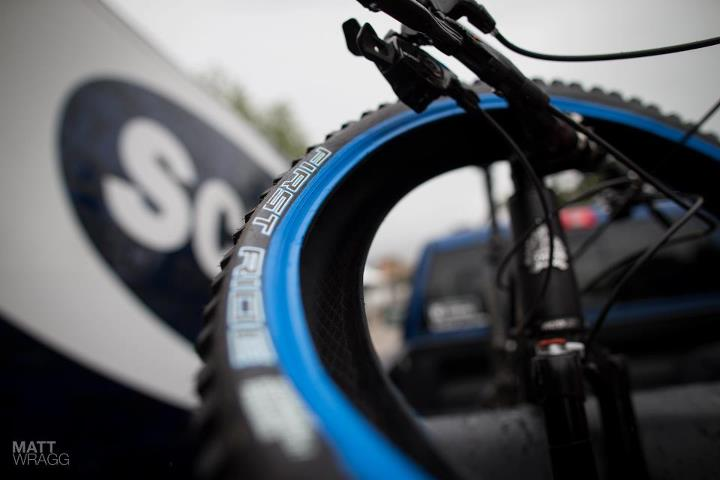 MTB We picked up something a little special from Schwalbe tires (official) this week...