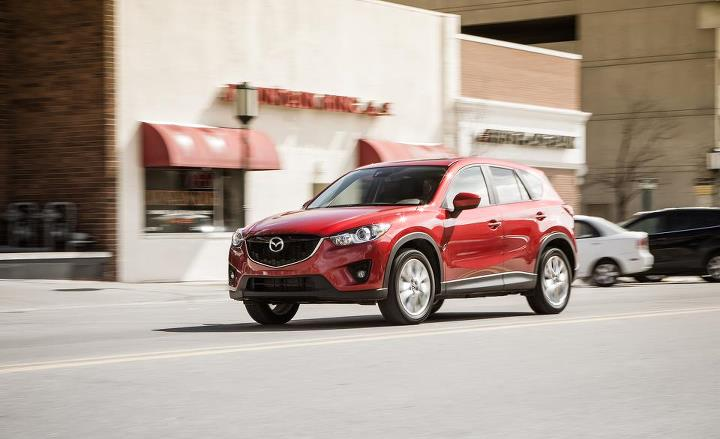 Auto and Cycle Our warm feelings for Mazda's CX-5 heat up with the addition of a more powerful 2.5-liter engine. Full test: http://cardrive.co/6030XSiw