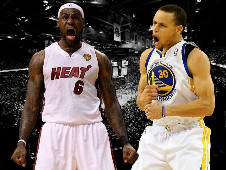 Sports Who are you more excited to watch tonight: LeBron James or Stephen Curry?