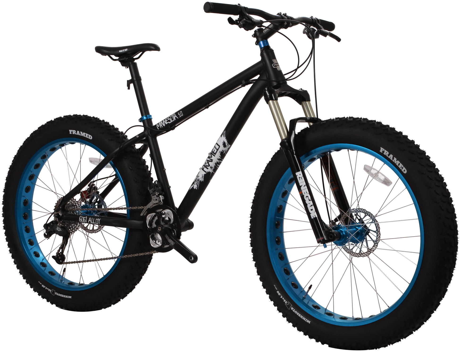 Minnesota 3.0 Fat Bike w/ RST Fork - $1,349.95 - Thrill On