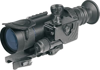 A great solution for shooting at night, the Armasight Vulcan Gen 3 nightvision Riflescope gives you the precision edge in complete darkness. Quick-release mount attaches to any Weaver or Picatinny base. Multicoated lenses provide a crisp and clear field of view. Adjustable, illuminated fine reticle wont cover distant targets and is adjustable for brightness. Rugged construction is shock-, water-, sand- and dustproof, for reliable performance in all conditions. Its compact size wont unbalance your rifle and the easy-to-operate controls can be worked with gloves on. Detachable infrared illuminator. Runs on one CR-123A battery (included). Due to popular demand from our varmint-hunting customers, we have found some of the best nightvision riflescopes available. Cabelas does not condone the use of these products for illegally taking big-game animals after legal shooting hours. Check local game laws for legality in your area. Color: Clear. - $2,399.00