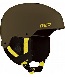 Snowboard Red Commander Snowboard Helmet Trench 2013 - Mens    $99.95