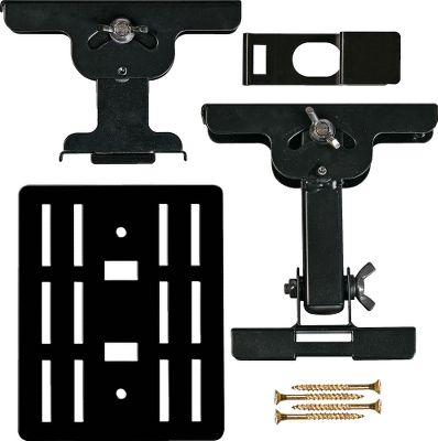Ideal for mounting your Cuddeback game camera, this combo pack includes two mounting brackets, one pan-and-tilt mount, one tilt mount, two lock clips, mounting screws and one universal mounting plate that works with other trail camera brands. Type: Trail Camera Accessories. - $24.99