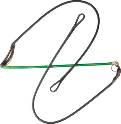 Upgrade your 2012-model-and-older Horton Vision Crossbow with a new string from Firststring. Crafted of a unique blend of SK78 fibers for long-lasting durability, Firststring strings decrease creep and stretch. No-slip Toxic braided center serving is coated to decrease friction. - $10.88