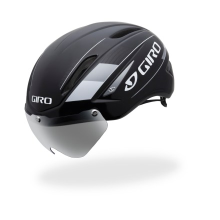 Fitness With a removable eye shield and a sleek, compact design informed by wind-tunnel testing, the Giro Air Attack Shield bike helmet is a highly aerodynamic helmet for all-around road riding. - $179.93