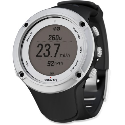 Fitness The Suunto Ambit2 GPS multifunction watch offers outdoor explorers and athletes useful features for outdoor fun, including navigation, weather, speed, pace, distance, altitude and training data. - $299.93