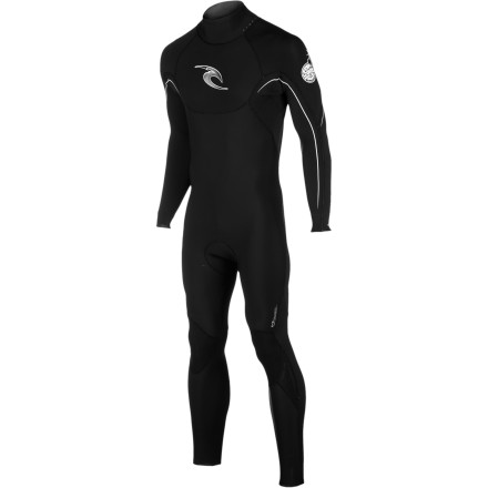 Surf There's no need to choose between bundling up in a bulky suit or freezing your nads off in a shorty when you have the Rip Curl E-Bomb BZ Men's 3/2 Wetsuit. E3 neoprene keeps you warm without weighing you down, and it's extremely flexible to encourage natural body movement. Seamless underarms and shoulders allow for comfortable, unrestricted paddling so you're not wasting all your energy just getting out to the break. Glued and blindstitched seams and a Hydro-Lock collar prevent flushing to stop you from losing all your warmth when you go under. - $209.96