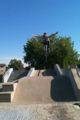 BMX Thrill On POD!!