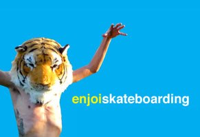 Skateboard Enjoy enjoi. That sound right. Right? http://bit.ly/13Lx3ZW