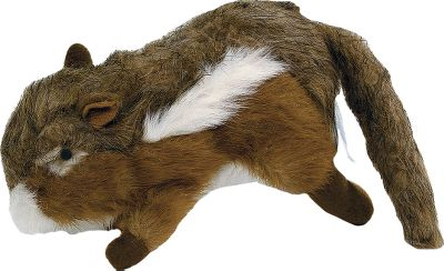 Hunting The Hyper Pet Wildlife Plush Dog Toys are a perfect source of fun for all sizes of mans best friend. These realistic, plush squeak toys are compliant with child toy safety standards. Imported. Available: Chipmunk, Hedgehog, Mallard Duck, Rabbit, Raccoon. Type: Dog Toys. - $7.88