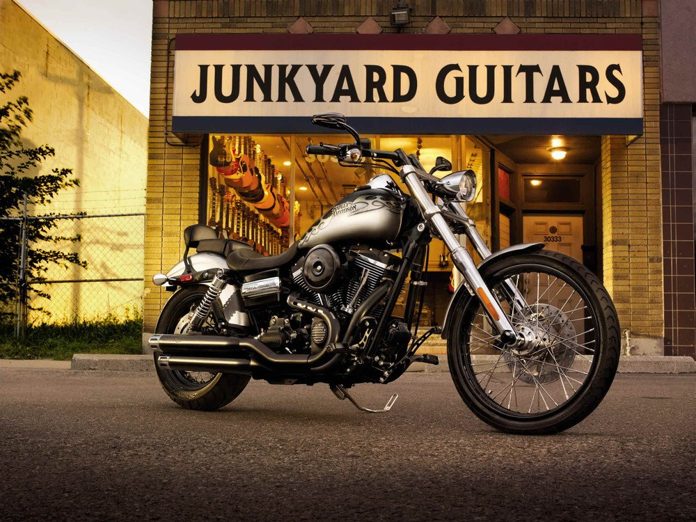 Auto and Cycle Harley-Davidson