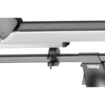 Ski Thule Universal Ski Adapter is a universal mounting, quick-cam clamp system for attaching your older ski carriers to selected factory-installed roof racks. - $27.19