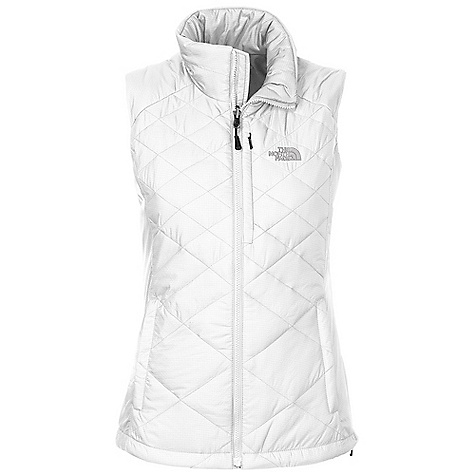On Sale. Free Shipping. The North Face Women's Redpoint Vest DECENT FEATURES of The North Face Women's Redpoint Vest Zip-in compatible integration with complementing garments from The North Face Invisible zip Napoleon chest pocket Two secure zip hand pockets Secure zip chest pocket Stows in left-hand pocket The SPECS Average Weight: 11.64 oz / 330 g Center Back Length: 25in. Body: 30D 54 g/m2 (1.566 oz/yd2) 100% nylon Insulation: 100 g PrimaLoft Eco This product can only be shipped within the United States. Please don't hate us. - $79.16