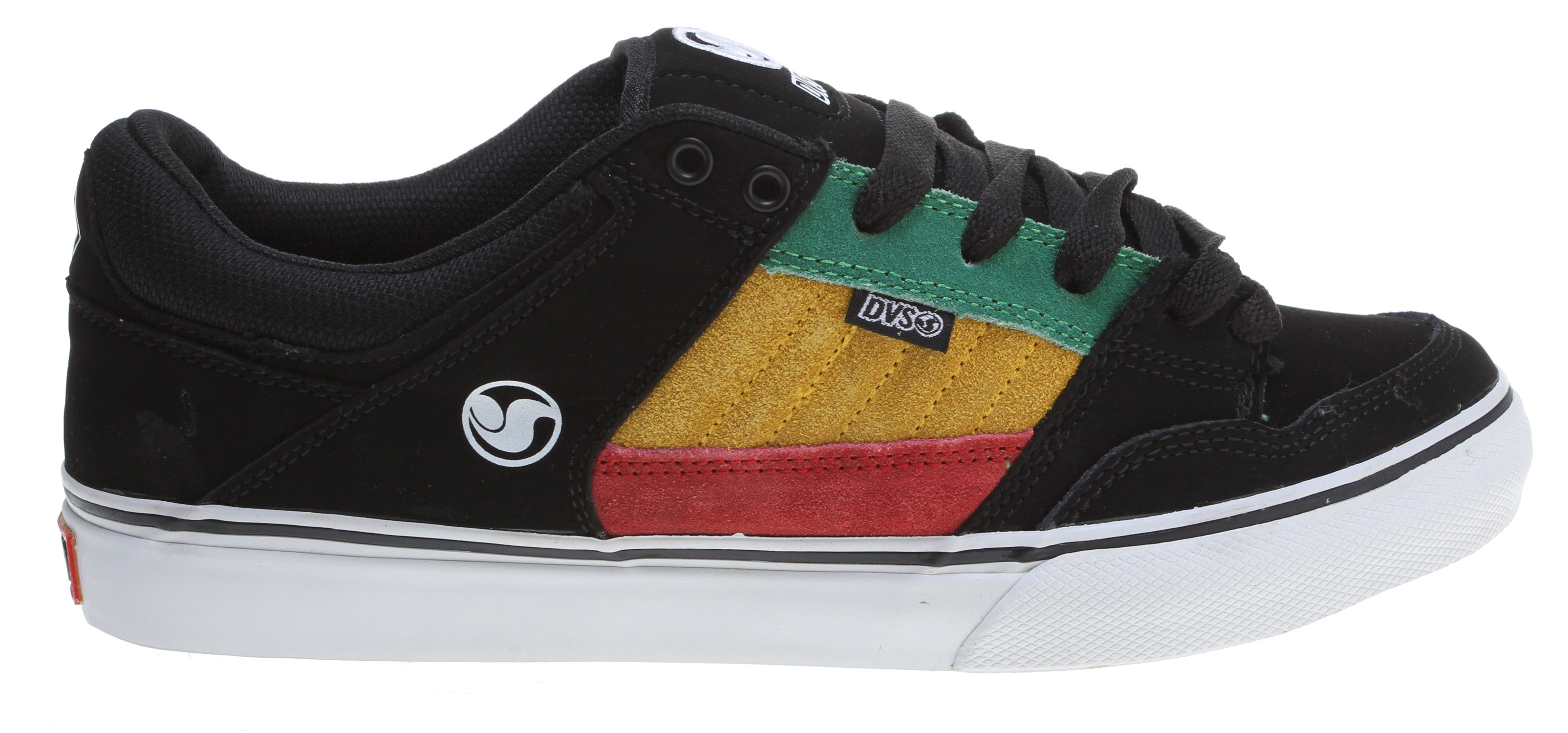 Skateboard Key Features of the DVS Ignition CT Skate Shoes: Leather/Nubuck/Suede Upper Material Reinforced Ollie Area For Durability Extra Padding For Comfort Open-Cel Lbreathable Mesh Tongue Highly Flexible Lasting Board Non-Slip Vulcanized Outsole - $34.95