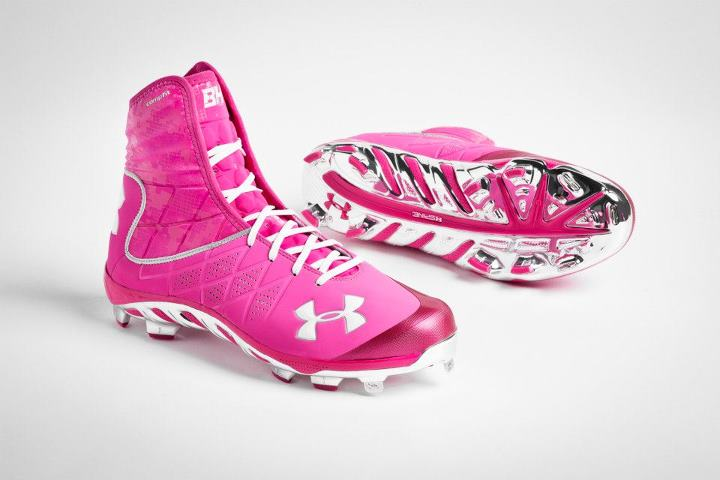 Sports The Spine Highlight Baseball Cleat, worn by Bryce Harper