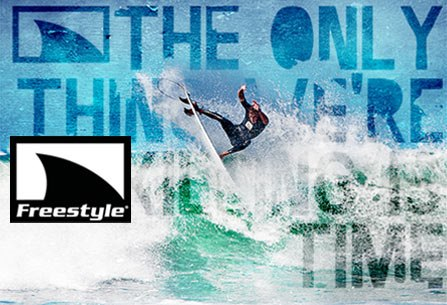 Surf Performance timing. Freestyle watches. New styles in. http://bit.ly/17SmIx0