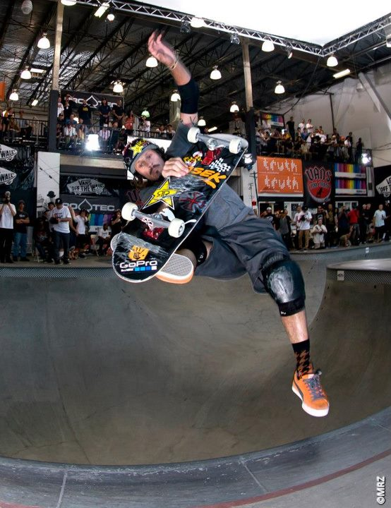 Skateboard Pro division 1st Place - Bucky Lasek - See more at http://vans.com/poolparty - Photo: MRZ
