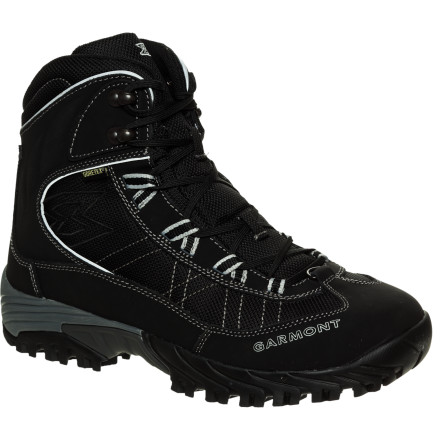 Camp and Hike Whether you're hiking in the dead of winter, snowshoeing to your favorite yurt, or shoveling off your neighbor's driveway, the Men's Garmont Momentum Snow GTX Boot will provide the necessary protection every step of the way. A heavy dose of Thinsulate insulation keeps you toasty warm while the leather and Cordura upper with Gore-Tex XCR blocks wet conditions. The X lugged Winter Grip Outsole ensures you maintain a firm footing wherever your winder adventure leads. - $127.96