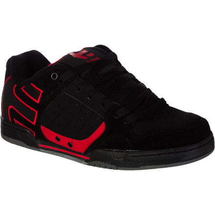Skateboard STI padding, durable suede, and style for days are the cogs in the machine that is the Etnies Piston Skate Shoe. And you can rest assured these cogs are well-oiled and ready for action. - $56.21