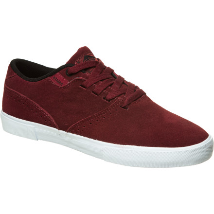 Skateboard If you meet Jose Rojo on the street, you will first notice his awesome personality and indelible smile. If he happens to be skating, you will be floored by his relentless passion and ability to combine style, amplitude, and tech. The Etnies Jose Rojo Skate Shoe reflects all of the above. - $22.49