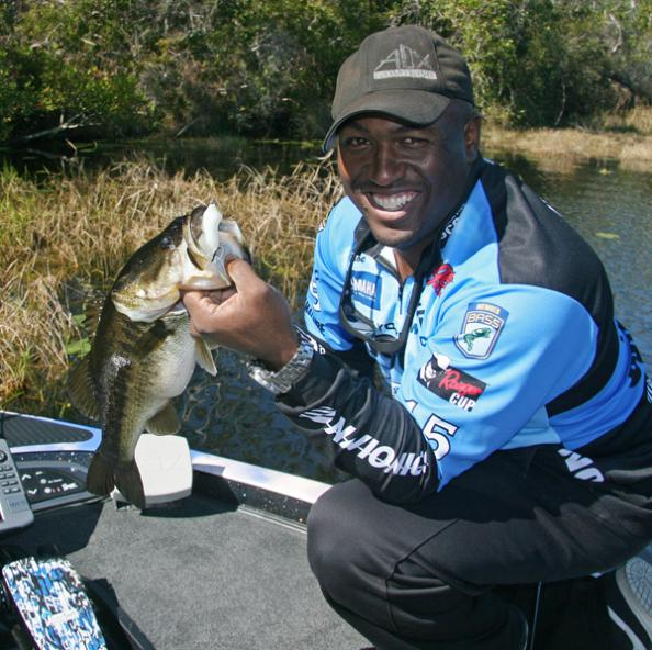 Fishing Spring Bass Fishing Tips: Work Shallow Water with Hollow-Body Frogs.  Article by David A. Brown posted April 2, 2013