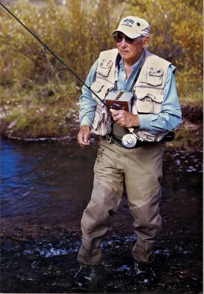 Flyfishing How to Fish for Trout: 4 Tips From the Professor.  Article by Joe Healy posted April 2, 2013