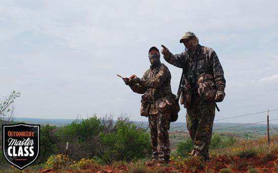Kayak and Canoe How to Call Turkeys: Ultra Aggressive Hunting Tactics.  Article by Mark Hicks posted April 19, 2013