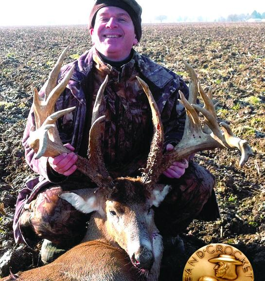 Hunting The biggest buck taken in recent history was killed by Timothy J. Beck in Huntington Co., Indiana on November 17 last year.