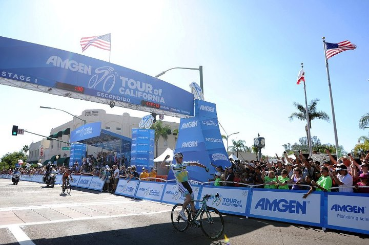 Fitness Between the Giro d'Italia and the Amgen Tour of California, May is a great month to be a racing fan in America. Are you going to check out any of the ToC stages?