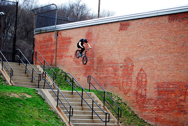 BMX Nick- square one bmx