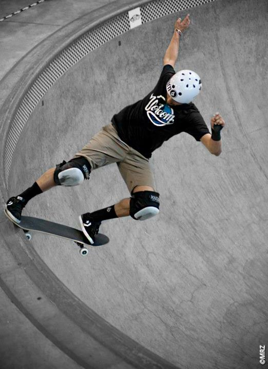 Skateboard Rune Glifberg - See more at http://vans.com/poolparty - Photo: MRZ
