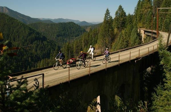 Fitness Yoga and hiking and biking, oh my! Find your perfect Summer at resorts in Idaho, West Virginia & California.  http://bit.ly/11yHq68