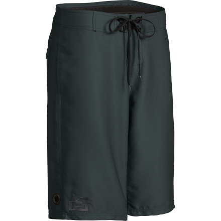 Surf Even on warm paddling days, cold water can quickly chill your lower half. With the Immersion Research Men's Neoprene Guide Short, you'll have a classic board-short look with the added warmth of a 0.5mm neoprene short liner sewn into the waistband. A DWR finish makes the outer shorts exceptionally quick drying. - $79.95