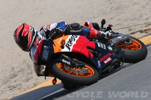 Auto and Cycle 2013 HONDA CBR600RR – FIRST RIDE.  Article by Blake Conner on May 9, 2013