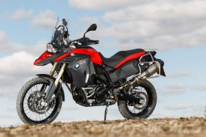Auto and Cycle 2014 BMW F800GS ADVENTURE – FIRST LOOK.  Article by Andrew Bornhop posted May 4, 2013