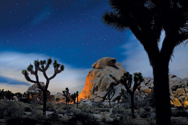 Climbing Sleep Easy: America's Best Climber Campgrounds.  Article by Amanda Fox