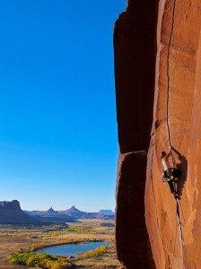 Climbing True Grit - Endure the pump at these celebrated crags.  Article by Shannon Davis, Amanda Fox, and Leia Larsen
