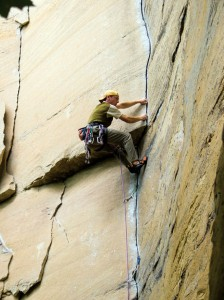 Climbing Hand-Picked - Jamming in the center of the sandstone universe.  Article by Cody Averbeck