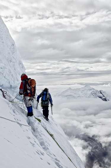 Climbing The Guide to Mountain Photography.  Article by Alexandre Buisse