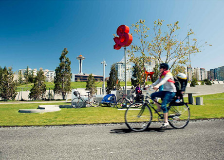 Fitness Washington Tops 2013 Bicycle Friendly State Ranking.  Article by Courtney Buchanan posted May 1, 2013
