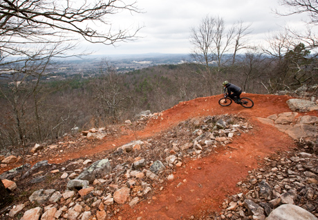 MTB Is Birmingham the Next Moab?  Article by Leslie Kehmeier posted April 5, 2013