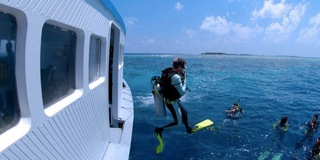 Scuba Plan the Perfect Getaway.  Article by Hope Wilkos posted April 28, 2013